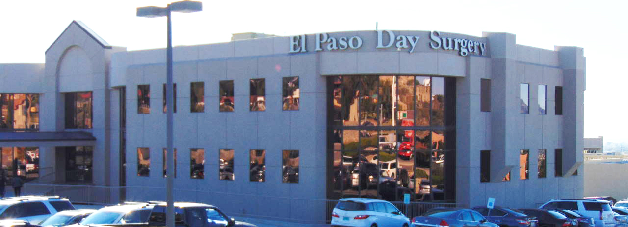 El Paso Day Surgery Building